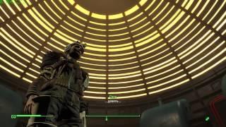 Fallout 4 выход из института
