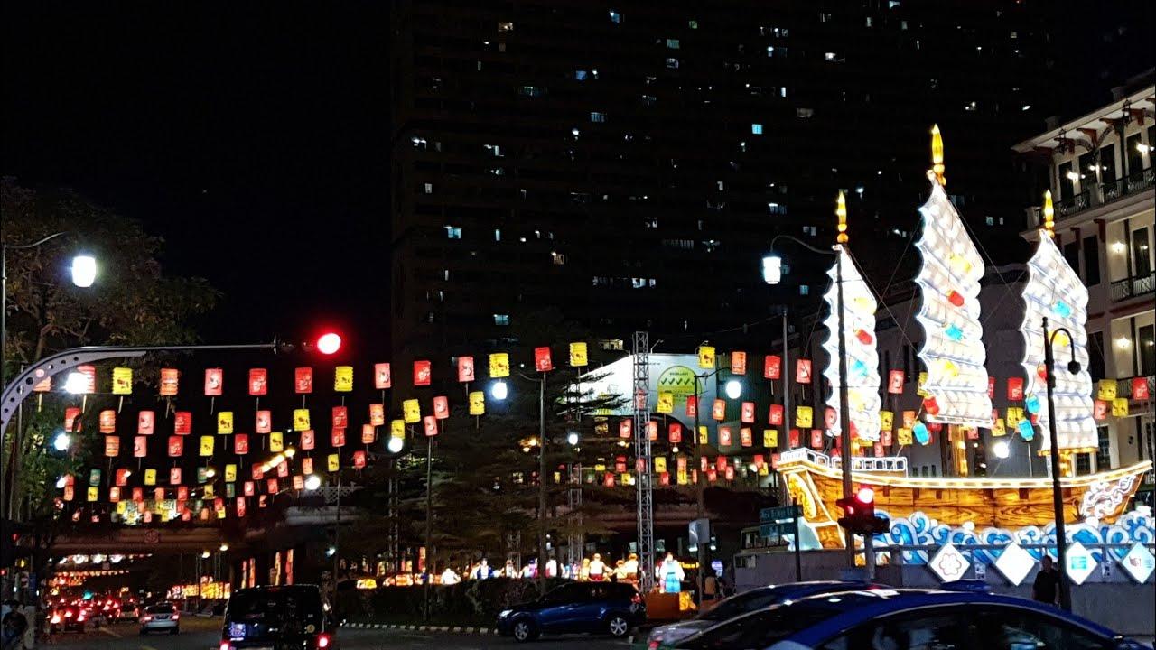 Chinatown Mid Autumn Lantern Festival 2018 Youtube