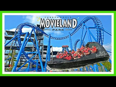 Movieland: Hollywood Park | Lago di Garda | Italia