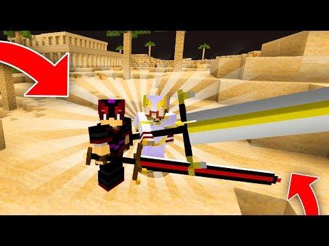 Minecraft: ADR #43 - MUNDO DO DESERTO!