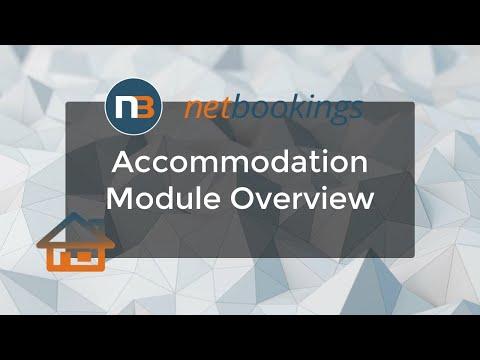 Netbookings Accommodation Module
