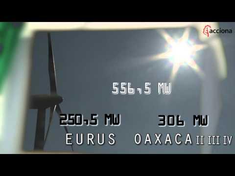 Complejo eólico de Oaxaca, México | ACCIONA
