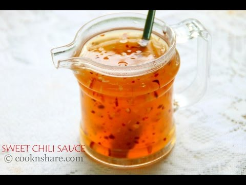 Sweet Chili Sauce – How to Series Episode 4