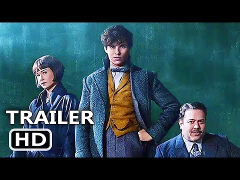 Thumbnail: FANTASTIC BEASTS 2 First Look Teaser (2018) J.K. Rowling, The Crimes of Grindelwald Fantasy Movie HD