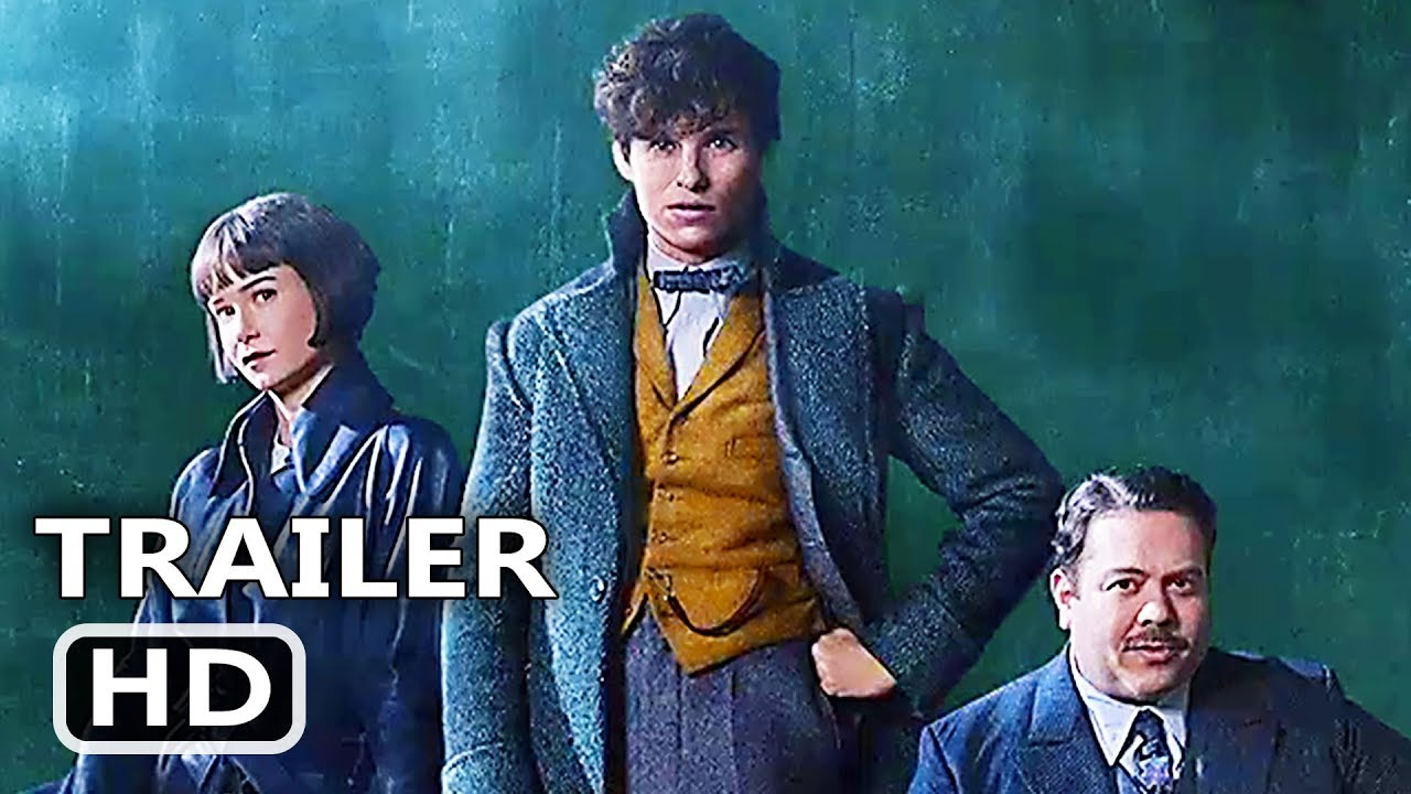 fantastic beasts 2 first look teaser 2018 j k rowling the crimes