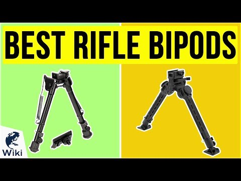 10 Best Rifle Bipods 2020