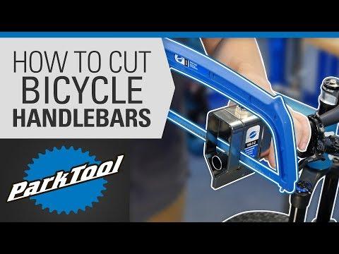 How to Cut Bicycle Handlebars