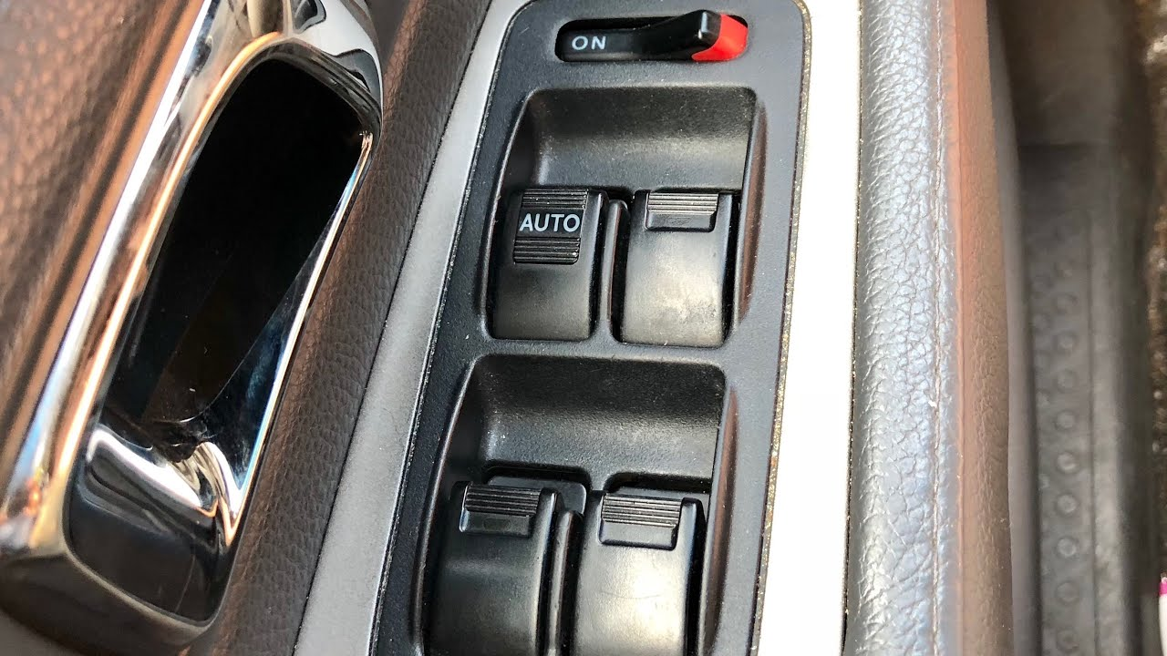 How To Reset The Automatic Window Function Honda Pilot 2006 2007 2008 2009 2010