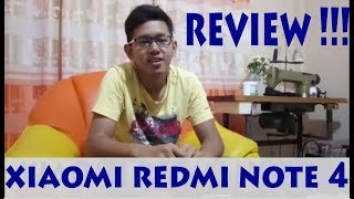 REVIEW ! REDMI NOTE 4 XIAOMI !