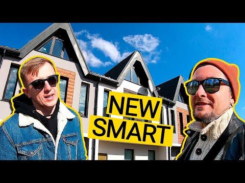 NEW SMART Таунхаусы И КГ SOLO HOME 🏘 Дом По Цене Квартиры? Обзор Таунхаусов От Smart Development