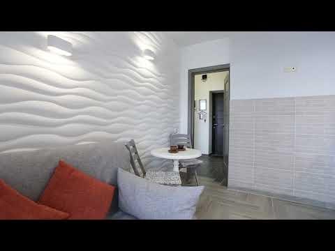 Квартира посуточно Харьков: Видеообзор VIP-квартиры в новострое в 1 минуте от метро Гагарина