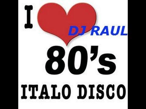 Best of the 80's Italo Disco/High Energy Non-stop Dance Remix