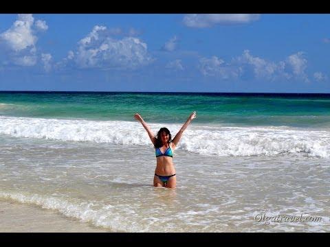 e2eb305d1a69b Лучшие пляжи Мексики: Тулум (Tulum Beach) - YouTube