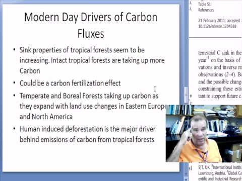 BIOL6201 Tropical Forests and the Global Carbon Budget