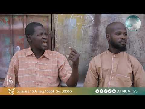 IYALINA EPISODE 9  | RAMADAN HAUSA SERIES 2021 | AFRICA TV3