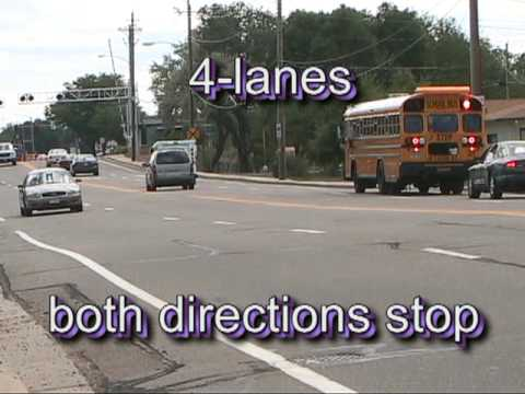 School Bus: Know When to Stop?