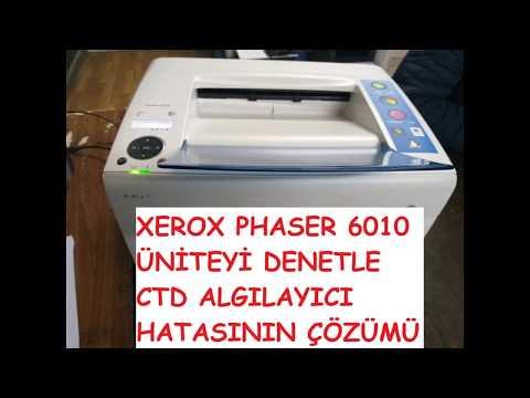 Xerox Phaser 6010 Üniteyi Denetle CTD Algılayıcısı