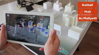 Artırılmış Gerçeklik ile Akıllı Fabrikalar - Simovate Simulation
