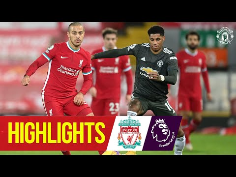 Liverpool 0-0 Manchester United   Highlights   Premier League   Honours Even At Anfield