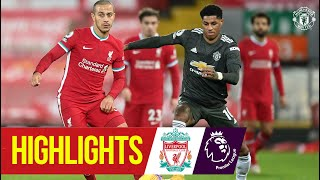 Liverpool 0-0 Manchester United | Highlights | Premier League | Honours Even At Anfield