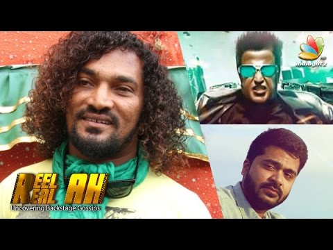 Stunt Silva Interview about Rajinikanth &...