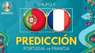 PORTUGAL vs FRANCIA | Eurocopa 2021 - Previa, Predicción y Pronóstico [Euro 2020]
