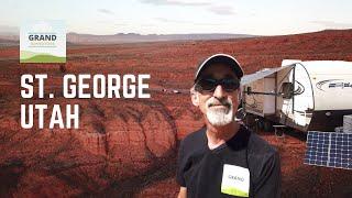 Ep. 153: St. George | Utah RV travel camping hiking 4x4