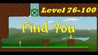 Find You - Level 76-100 Walkthrough/Guide