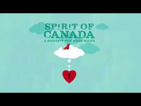 Spirit Of Canada A Benefit For John Mann | Commodore Ballroom  - Nov 19