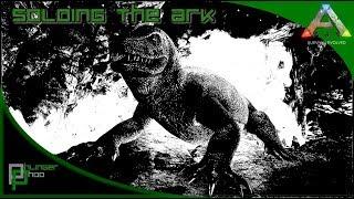 Download lagu Soloing the Ark S4E52 MEGALANIA TAMING CAVE LOOT RUNS BEELZEBUFO AND BARYONYX TAMING MP3