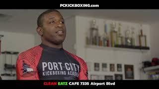 Iron Mikey Loves It - Clean Eatz Cafe Mobile, AL