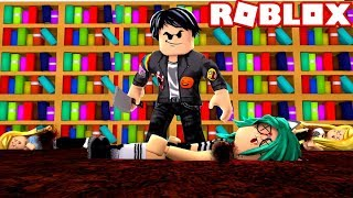 TREACHTing EVERYONE in ROBLOX🔪😈