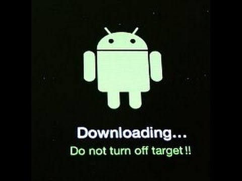 Sistema android downloading do not turn off target como.