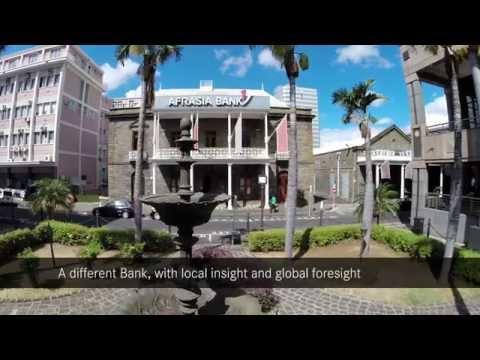 AfrAsia Bank Corporate Video (2015)