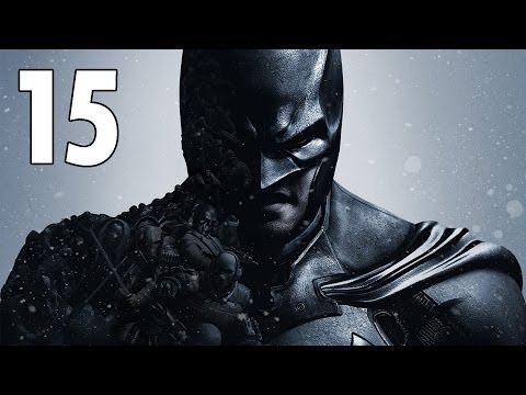 "Batman Arkham Origins - Episode 15 ""Gotham Royal Hotel"""