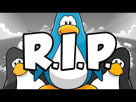 RIP Club Penguin...