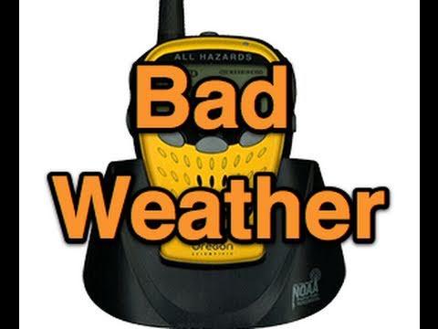 Oregon Scientific WR601 Emergency Weather Radio
