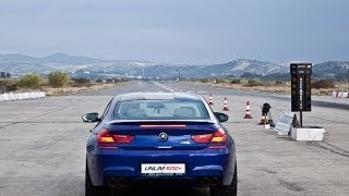 BMW M6 F13 vs Porsche GT3 RS 9ff vs Audi RS6