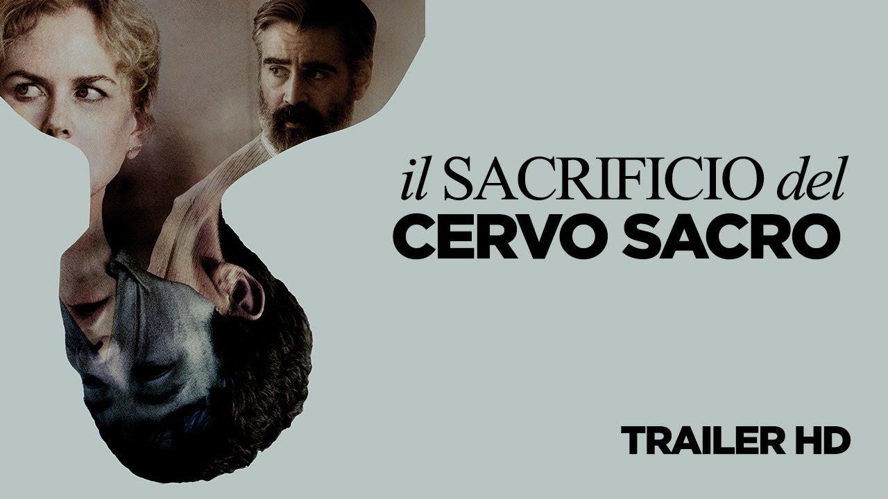 il sacrificio del cervo sacro trailer ufficiale italiano