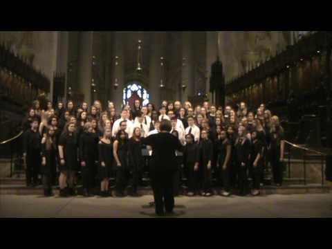 St John the Divine OOHS Choir Performance 2017
