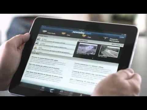 报纸永远不会被 iPad 取代的理由