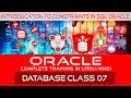 Oracle complete training in urdu-hindi database class 07 Introduction to Constraints video 13