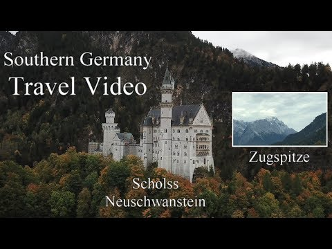 Southern Germany Travel Video