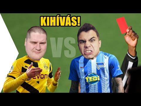 PIROS LAP KIHÍVÁS a FIFA 19-ben! /ISTI