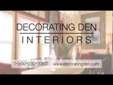 Decorating Den Interiors - Fall 2013 TV Commercial