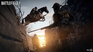 Battlefield™ 1 | E3 2016 Gameplay Trailer | PS4