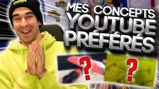 LES MEILLEURS CONCEPTS DE YOUTUBE !