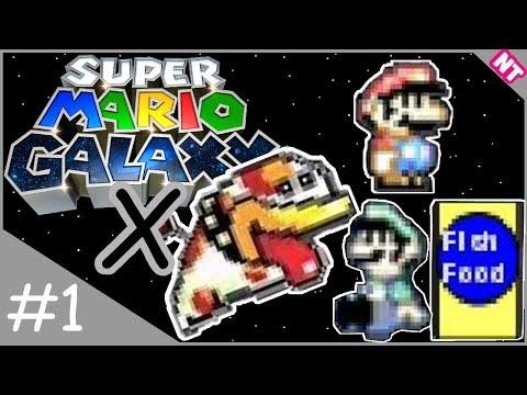 Our Bad Fan Games!  Super Mario Galaxy X: Episode 1 - Bill Block's Pet
