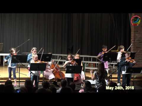 Francis Wyman Elementary School 4th Grade Spring Concert