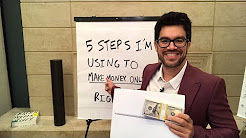 💰5 Steps I'm Using To Make Money Online Right Now📚 ‪tailopez.com/moneyonline‬